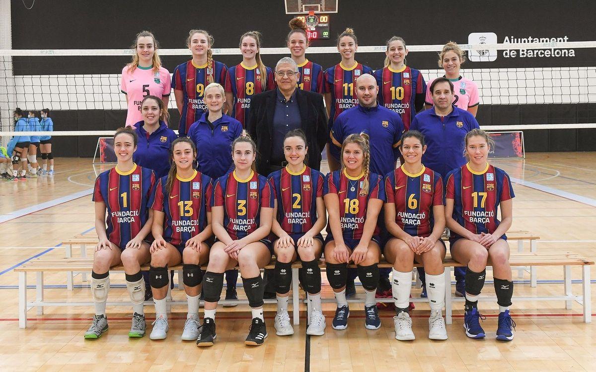 Amateurs - Voleibol Femení 20-21