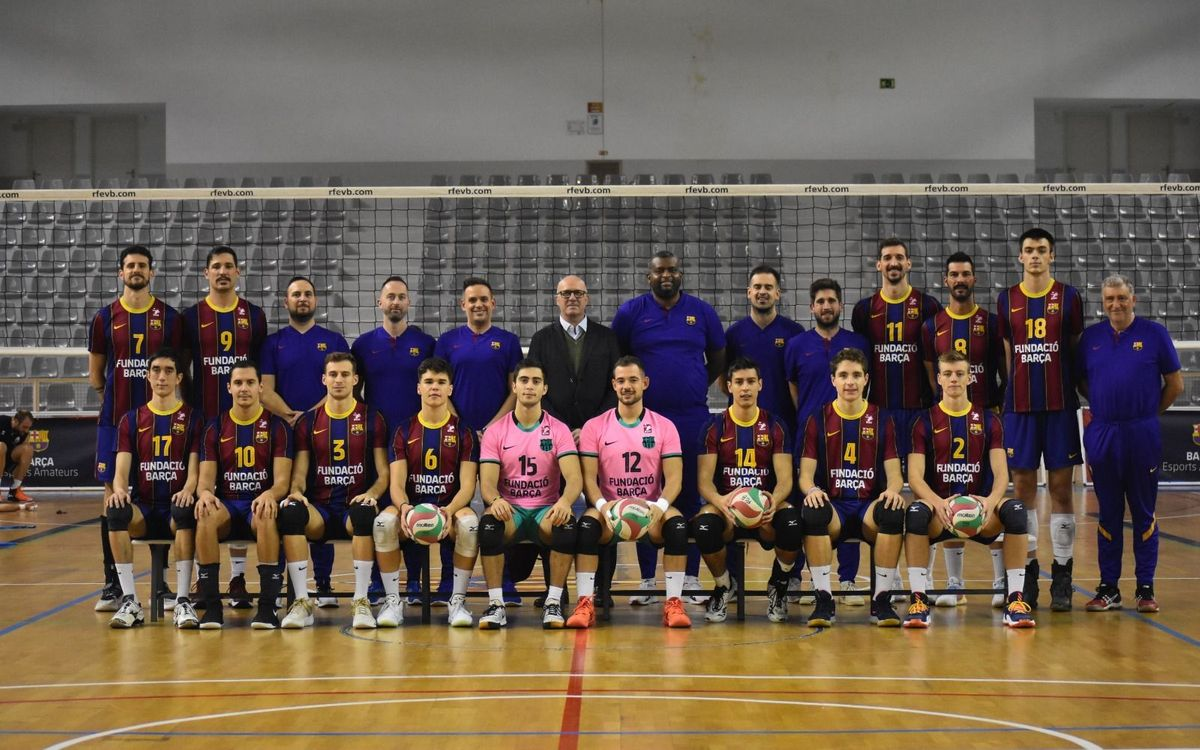 Amateurs - Voleibol Masculí 20-21