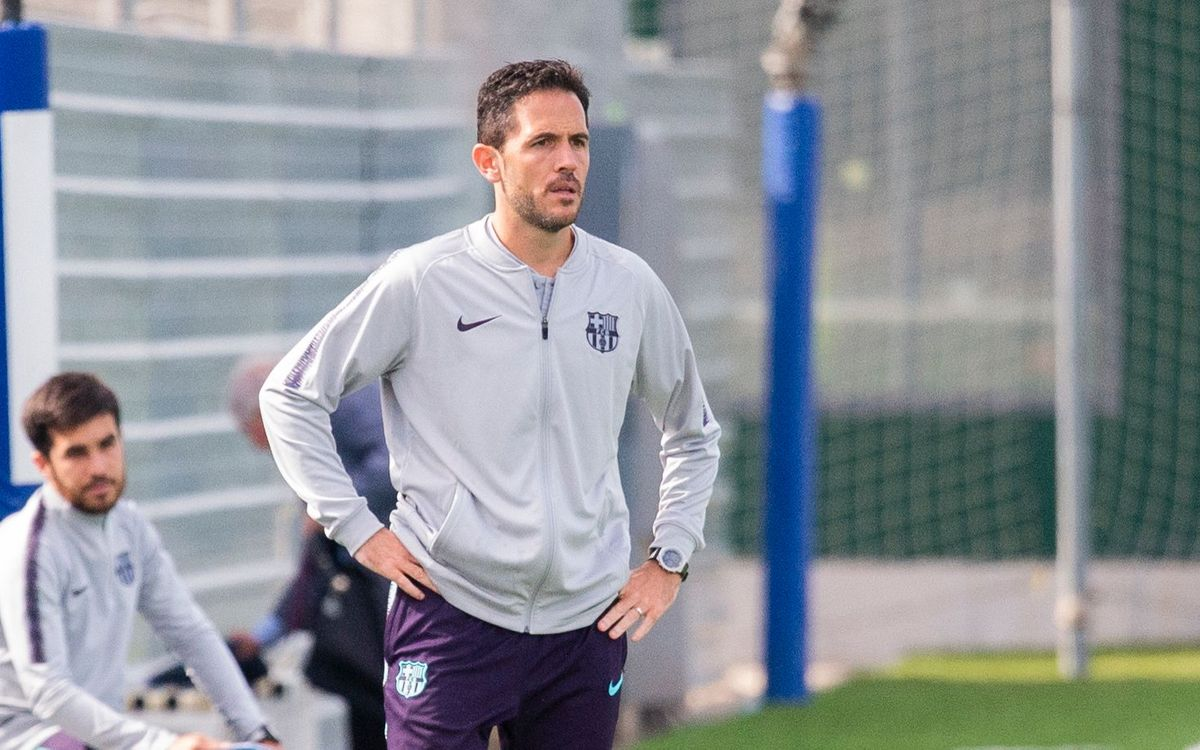 Sergi Milà appointed as new Under-19s A coach