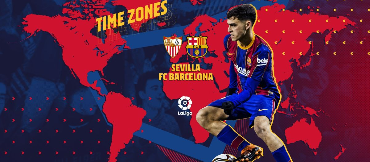 When and where to watch Sevilla v Barça
