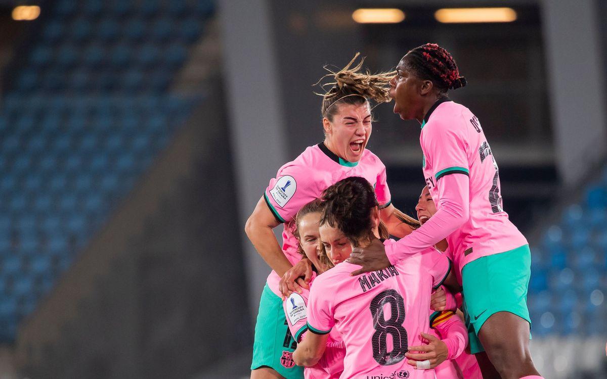 Eibar - Barça (previa): Regreso trascendental