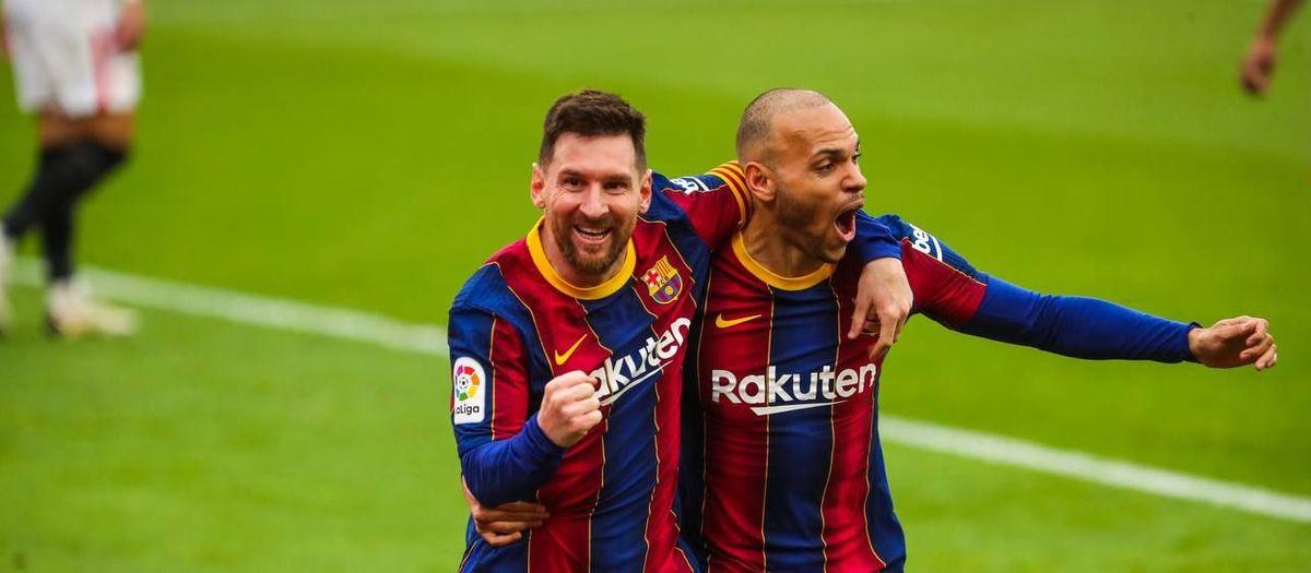Sevilla - Barça: Victoria para seguir soñando (0-2)