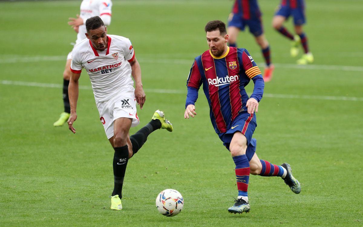 PREVIEW | FC Barcelona v Sevilla FC