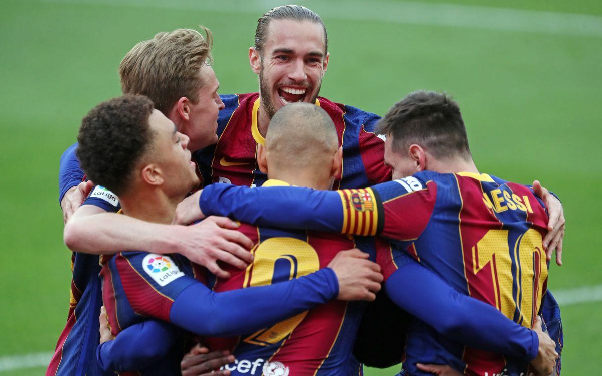 4 razones para creer en la remontada del Barça ante el Sevilla