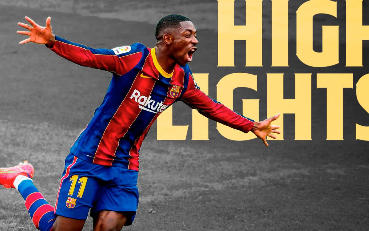 Les moments forts de la victoire au Sanchez Pizjuan (0-2)
