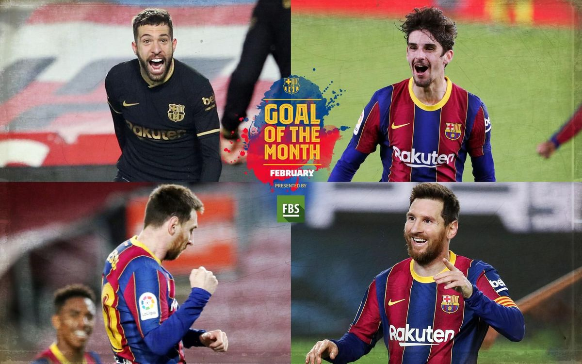 Vote for February Goal of the Month!