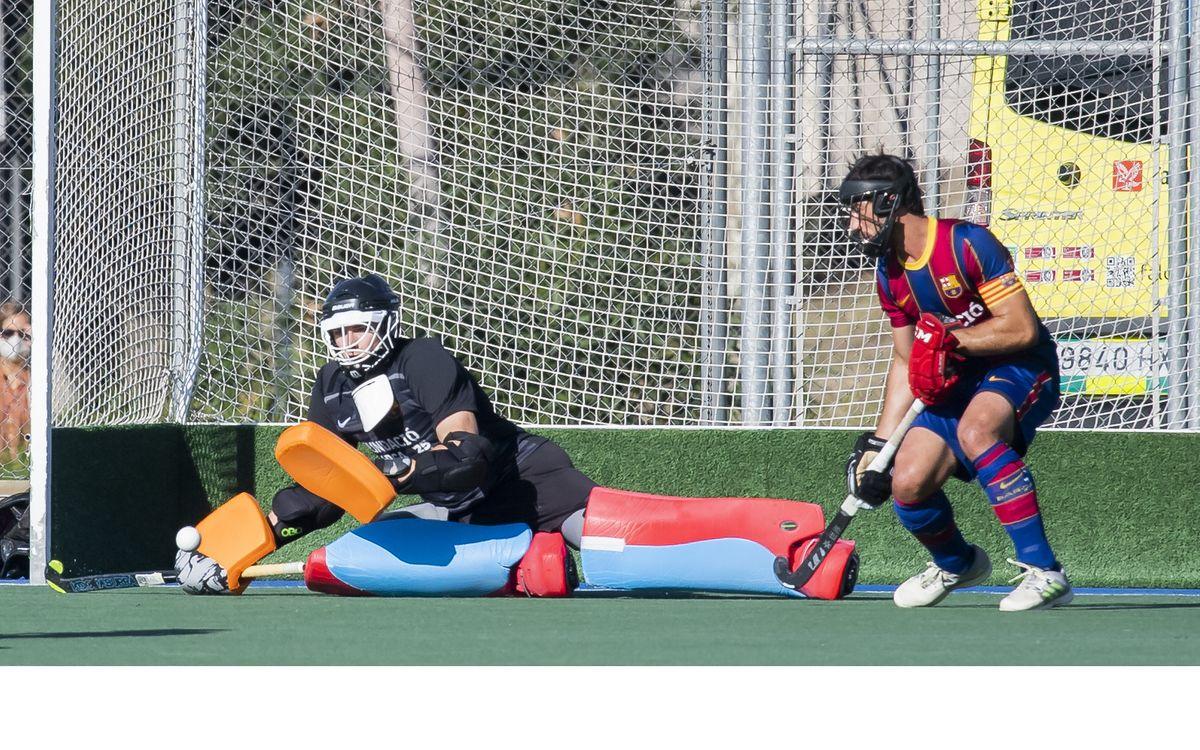 Un solitari gol decideix el derbi barceloní