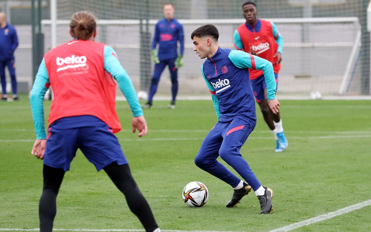 Training with Sevilla in mind