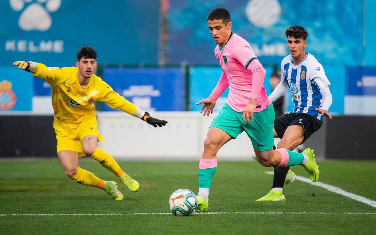 El Juvenil A – Espanyol, ajornat