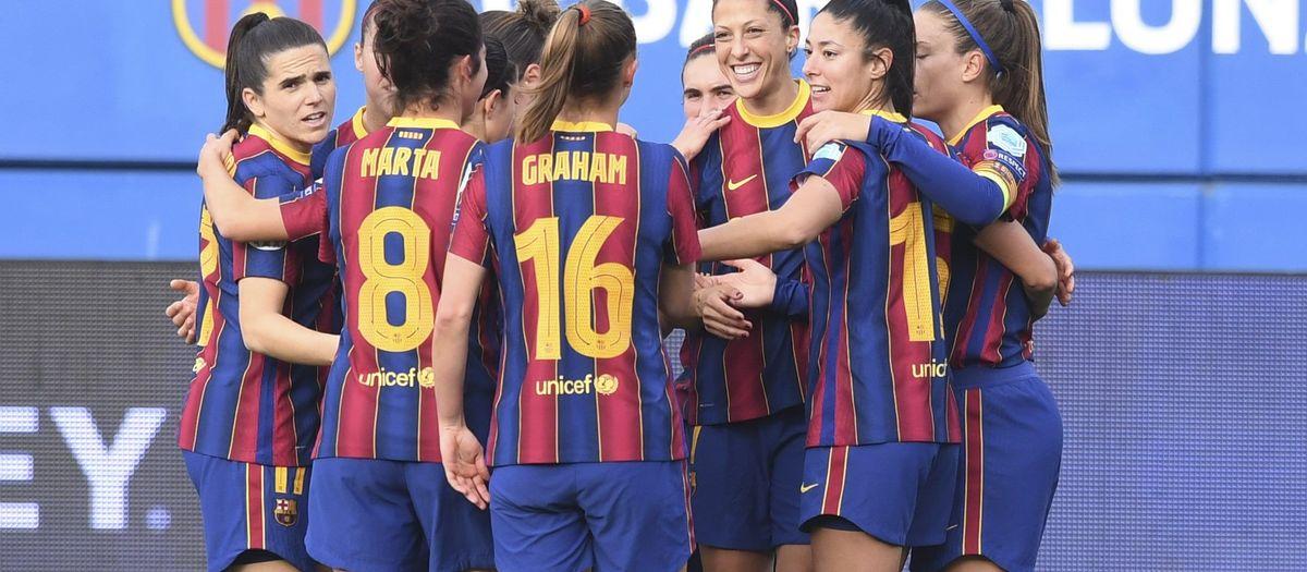 Barça – Fortuna Hjørring: Pas de gegant cap als quarts (4-0)