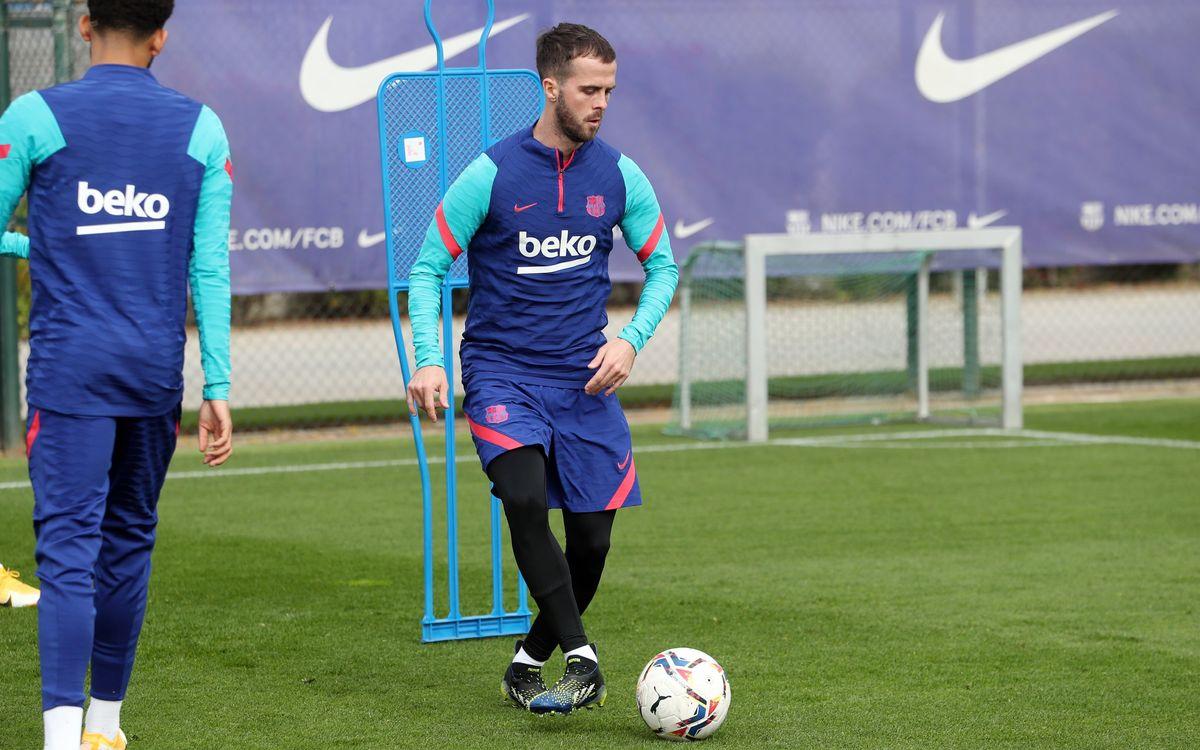 Pjanic back in squad for Osasuna v FC Barcelona