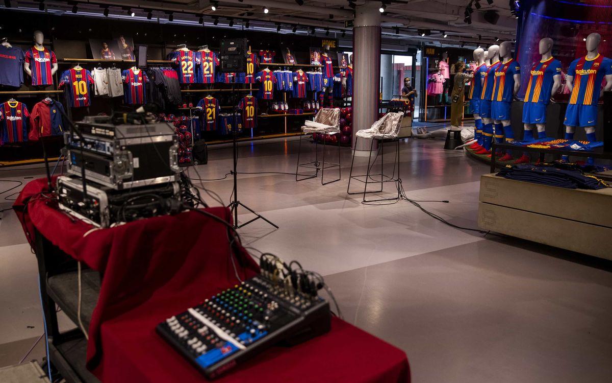 Non-stop election coverage on Barça Studios