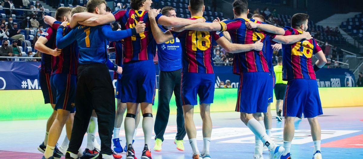 Abanco Ademar León-Barça: ¡Campeones de la Copa del Rey! (27-35)