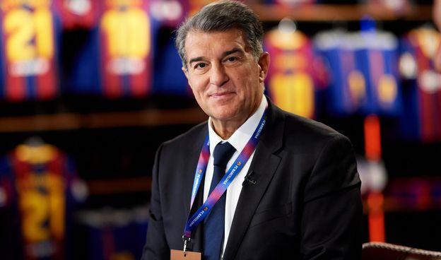 The New President Fc Barcelona