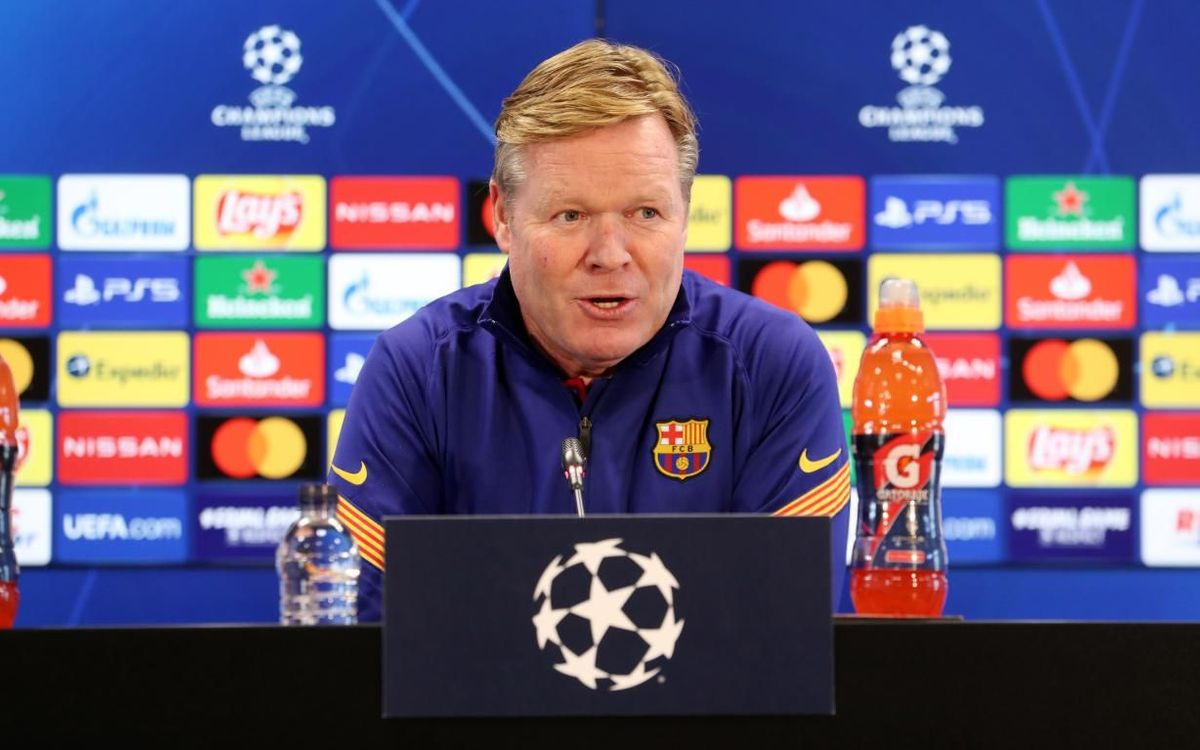 Ronald Koeman: 'Nothing is impossible'