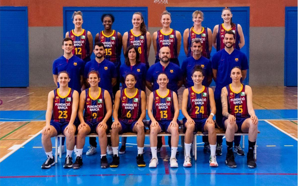 Senior Lliga Femenina 2 20-21