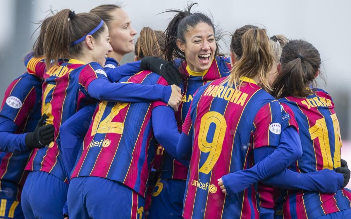 Fortuna Hjørring 0-5 Barça: Into the quarterfinals!