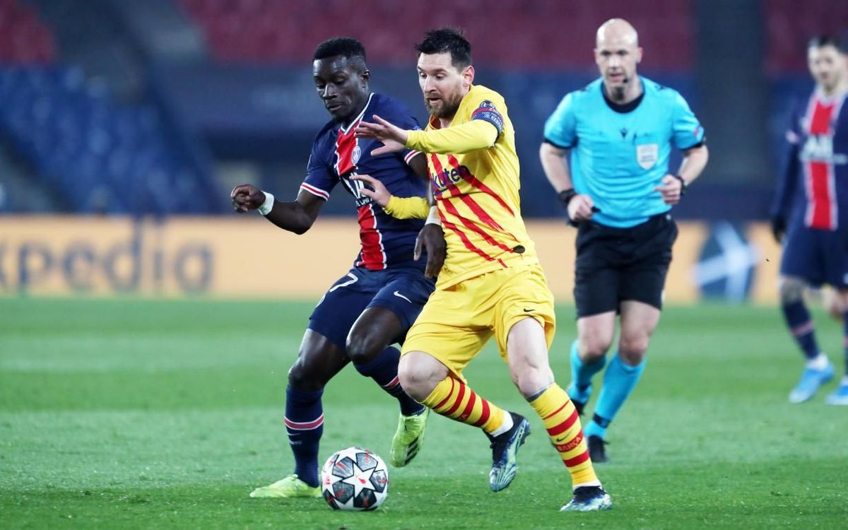 PSG - Barça : Sortis avec les honneurs (1-1)