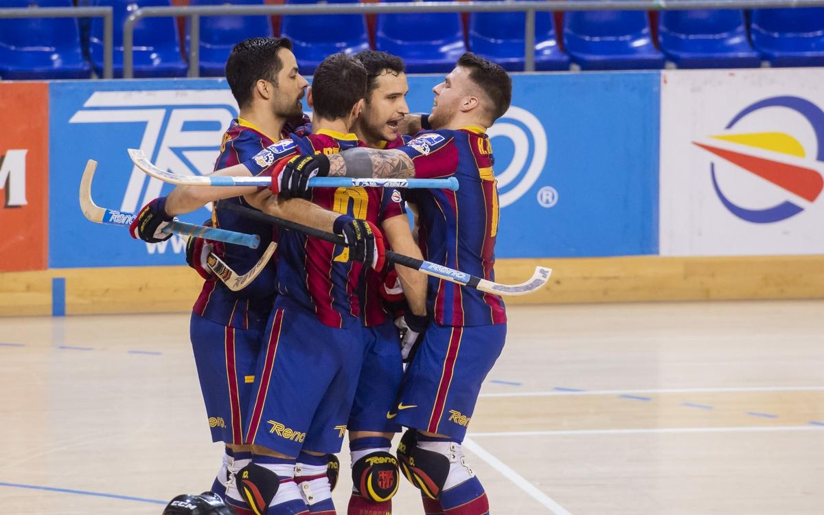 Barça 4-1 Recam Làser CH Caldes: A worthy win