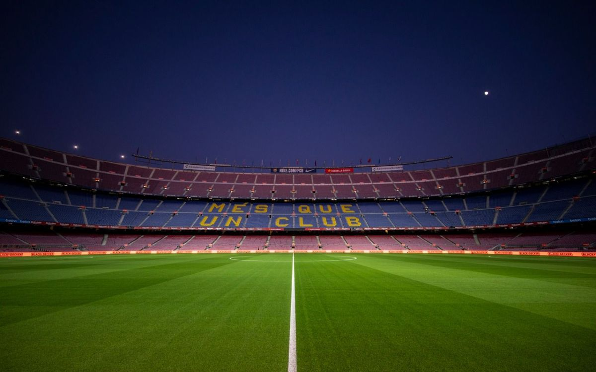 Barça look back on a year behind closed doors at the Camp nou in new documentary