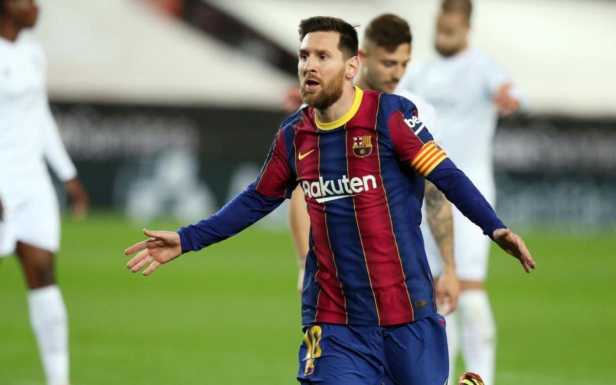 Barça - Huesca: Buen triunfo para ajustar la Liga (4-1)