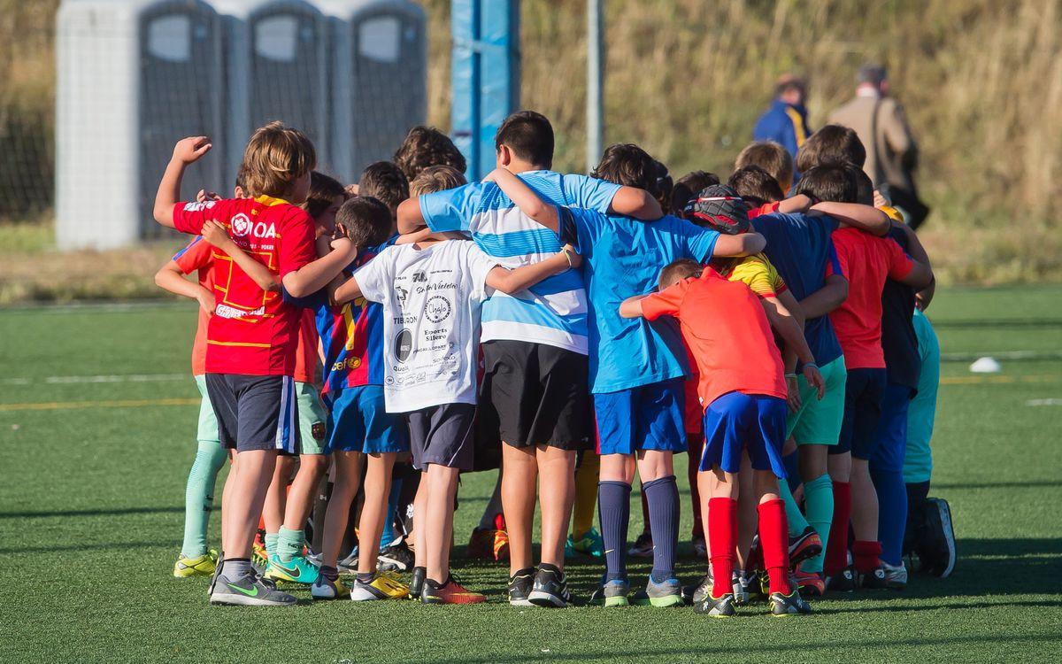 Tots els equips dels Esports Amateurs tornen als terrenys de joc