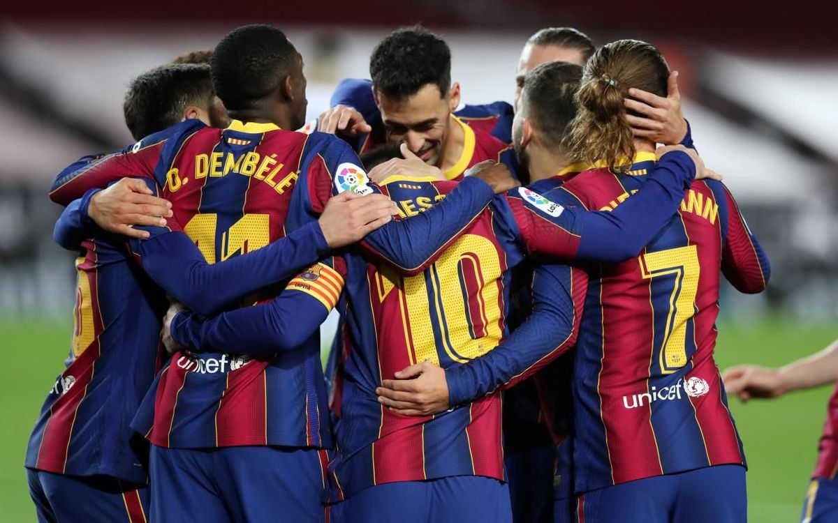 17 games unbeaten, top in Europe's big five leagues