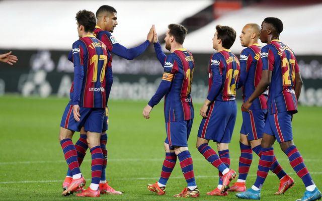 Barcelona Kembali Menjadi Team Terbaik