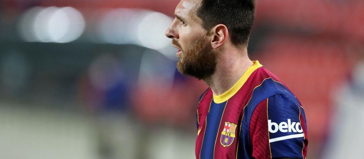 Leo Messi, l'home rècord de la història del FC Barcelona