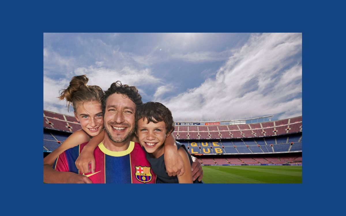 El Camp Nou Tour & Museum reabre con fuerza, con más de 2.500 visitantes previstos para Semana Santa