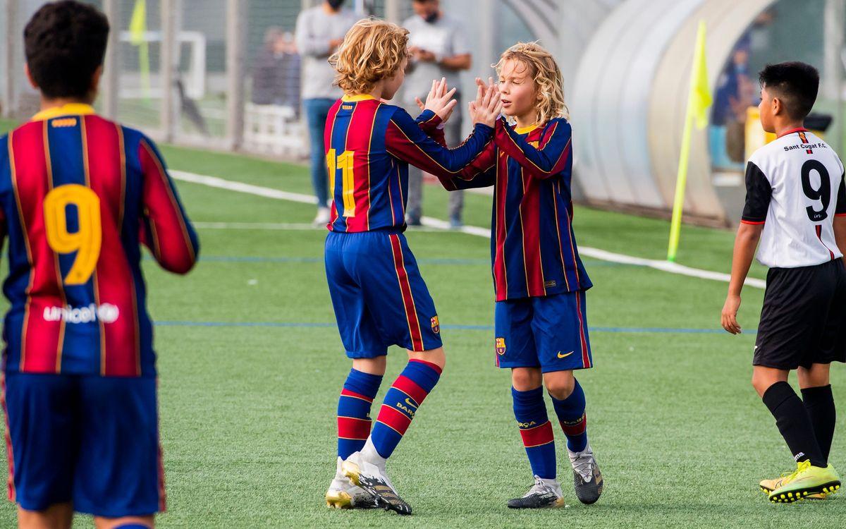 Tornen les lligues al Futbol Formatiu