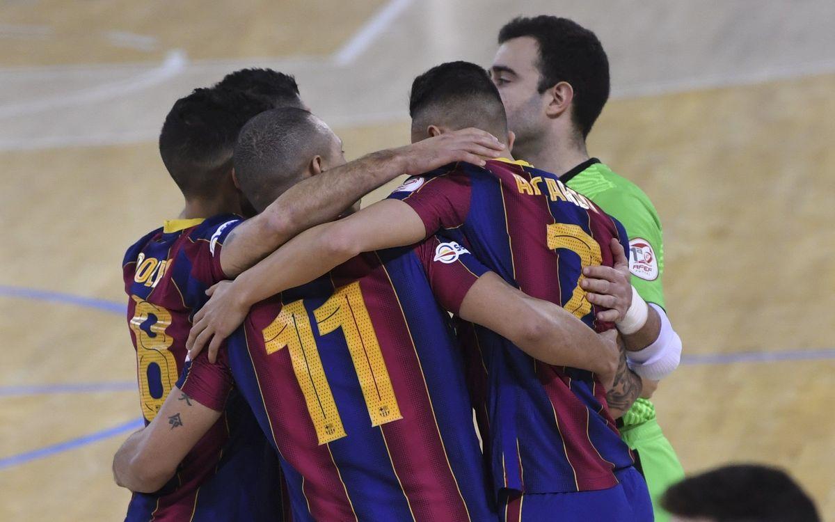 Barça 5-1 Osasuna: Dominant victory