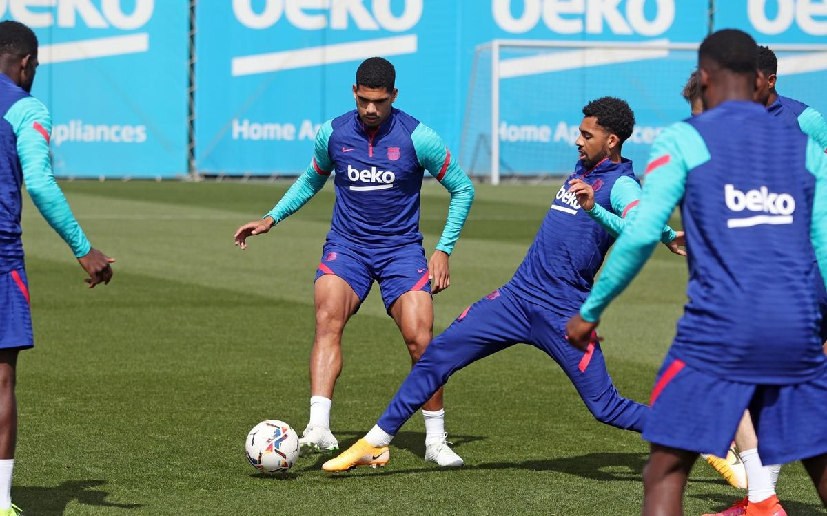 Monday recovery session after Real Sociedad win