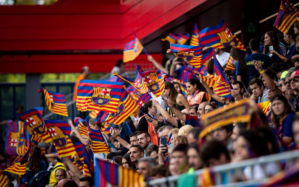 ¡Agotadas las entradas para el Barça-Levante!