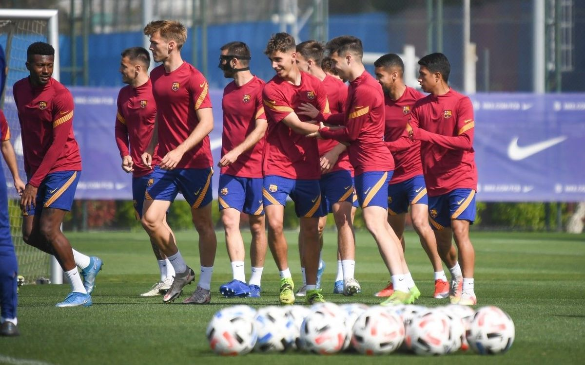 [PRÈVIA] Barça B - Alcoià: Comença la lluita per l'ascens a Segona A