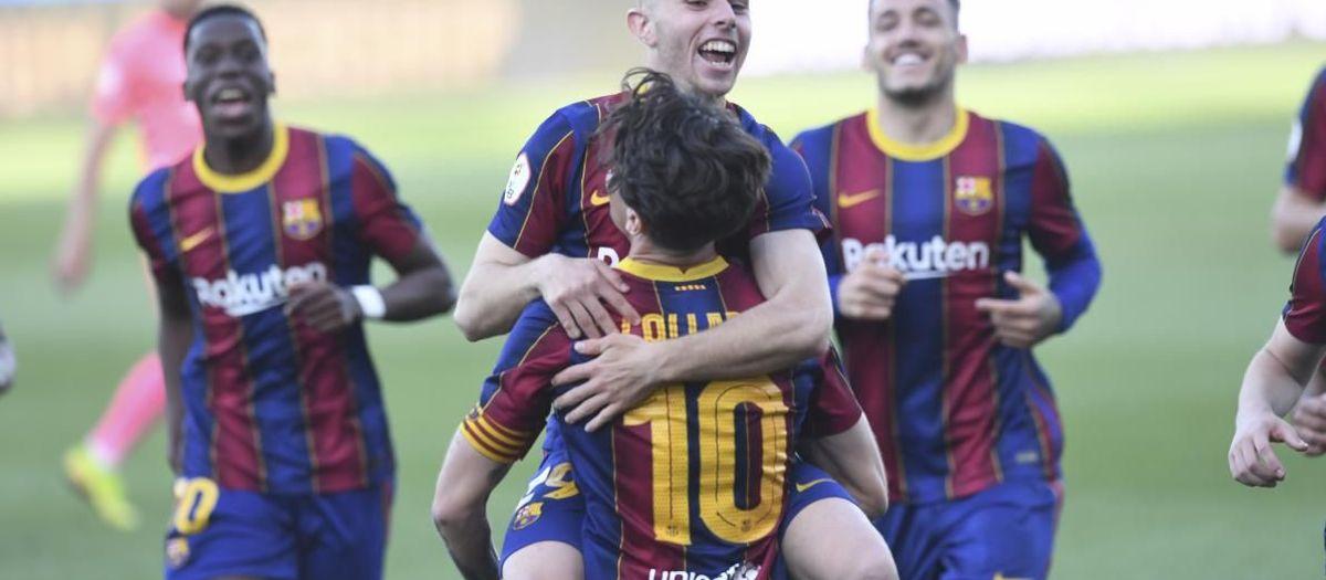 Barça B 2-1 Alcoyano: Winning start to the second phase
