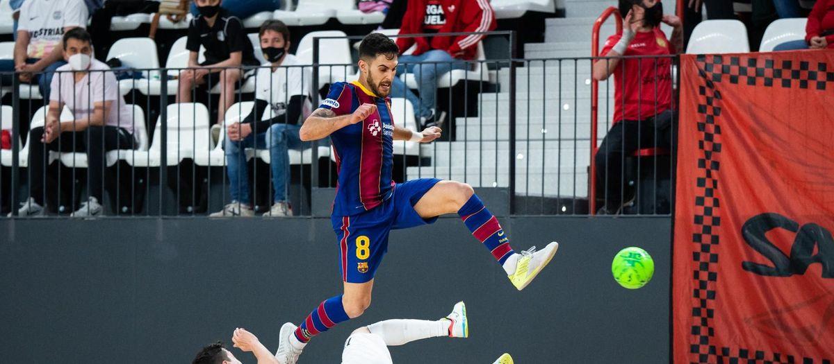 Industrias Santa Coloma 3–2 Barça: Run comes to an end