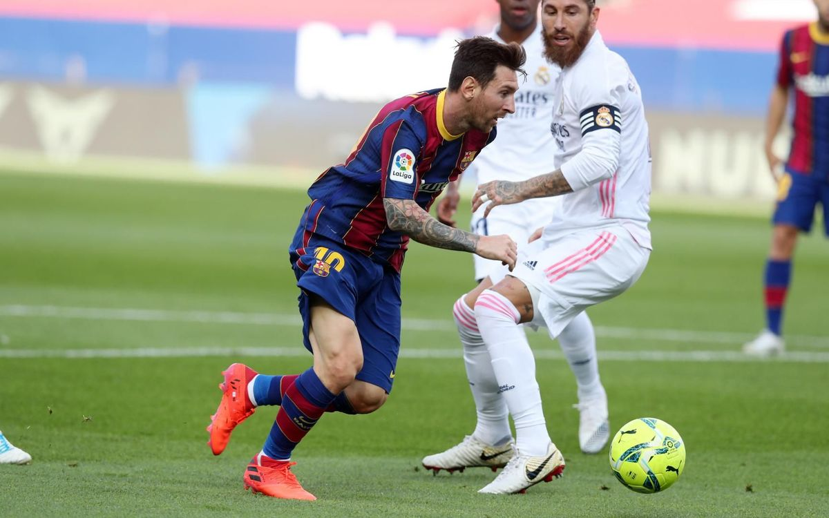Messi has chance to equal El Clásico appearance record