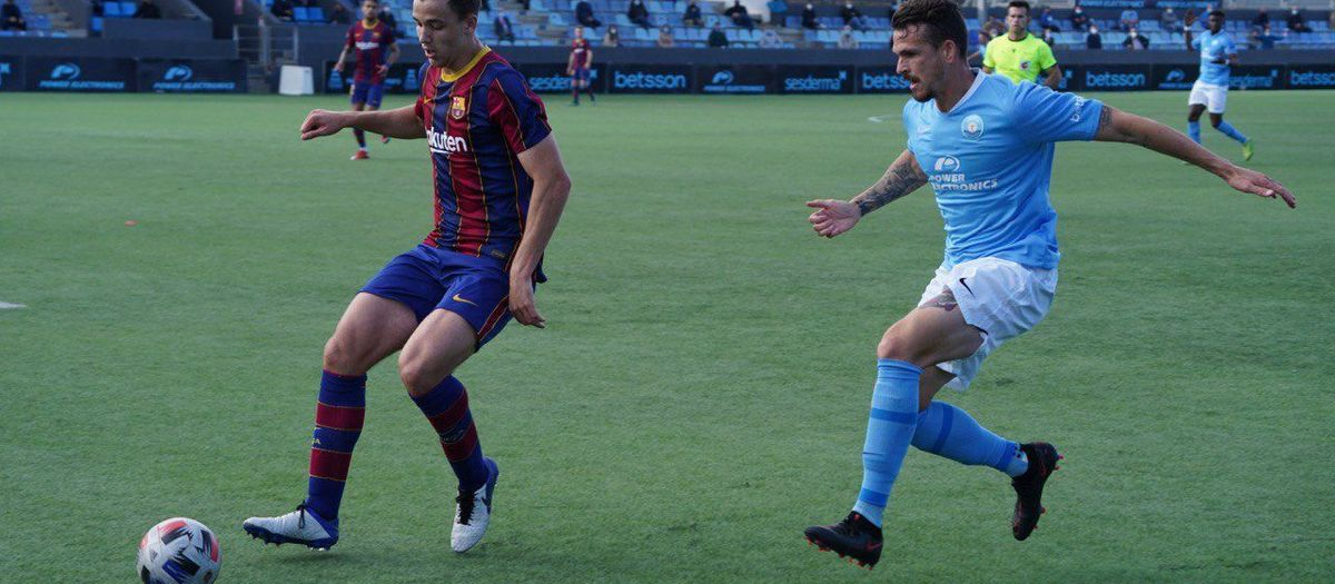Ibiza - Barça B: Esfuerzo sin premio (2-1)