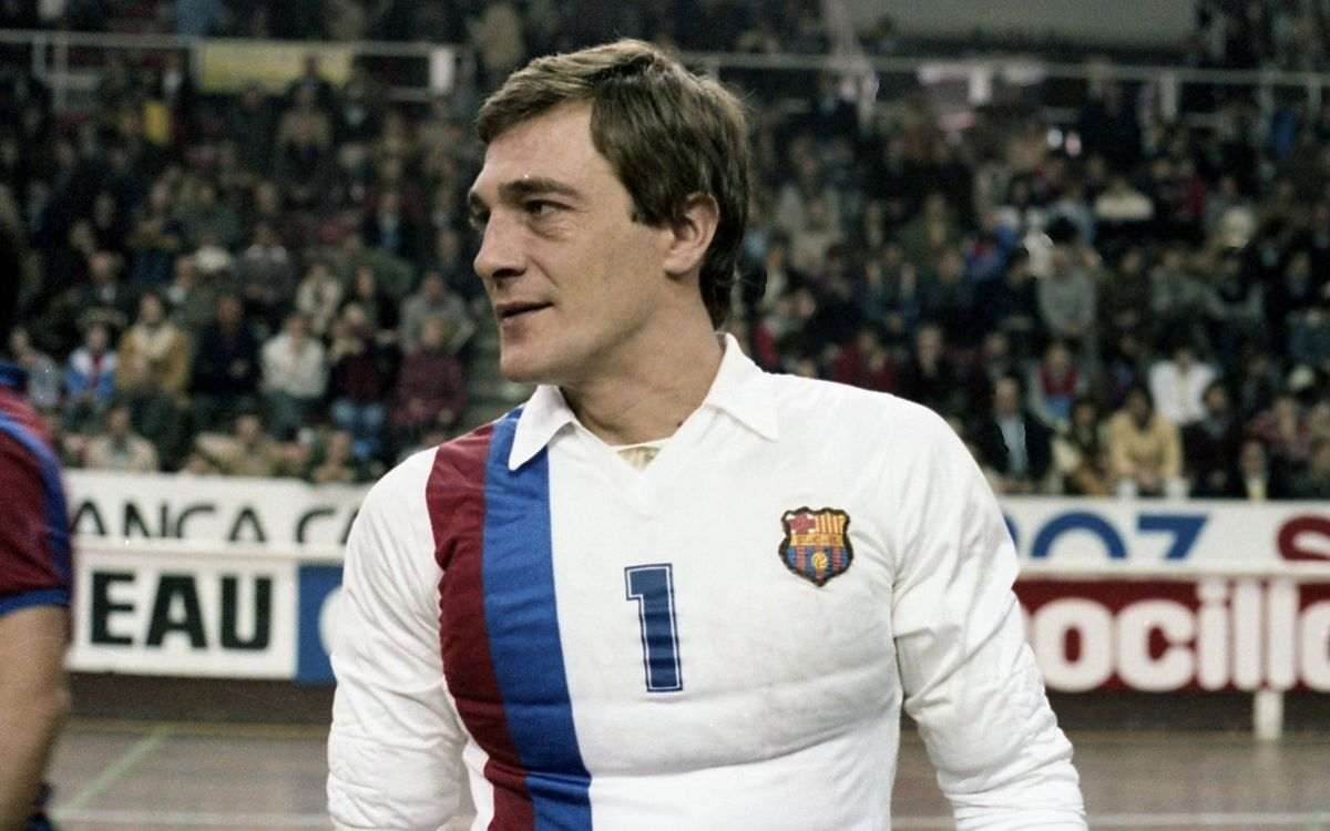 Legendary goalkeeper Carlos Trullols passes away