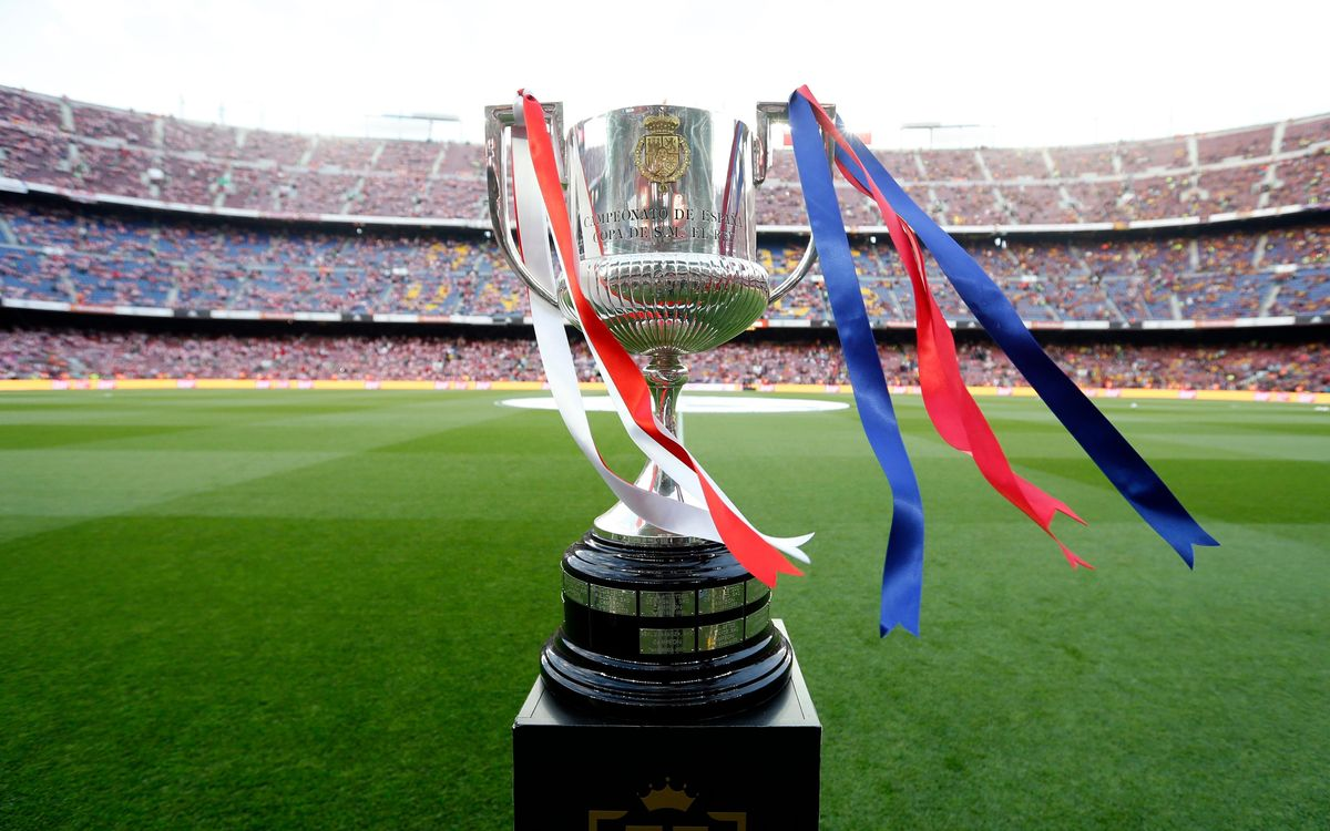 Two Copa del Rey finals in two weeks