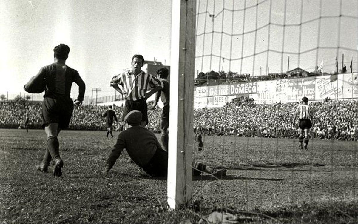 FINAL COPA 1941-42