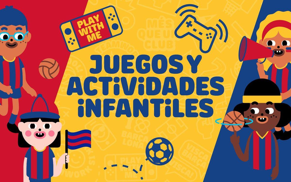 Juegos digitales, dibujos y manualidades para celebrar Sant Jordi