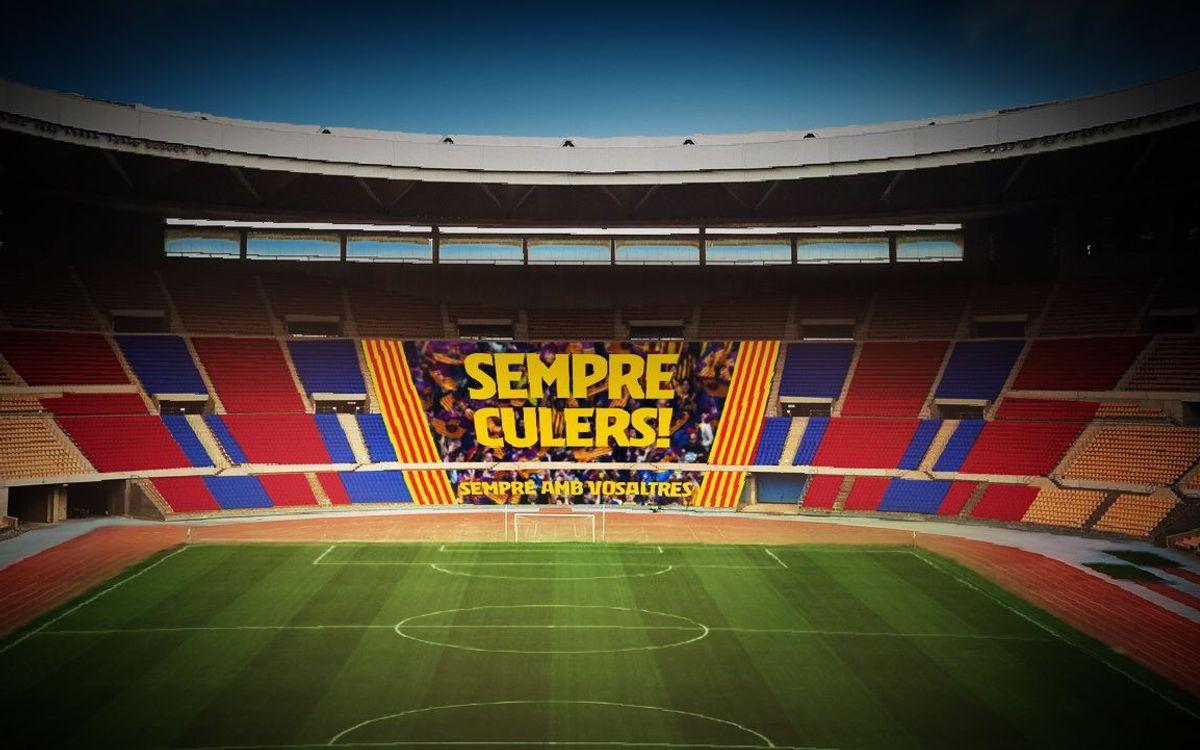 Así lucirá La Cartuja para la final de Copa