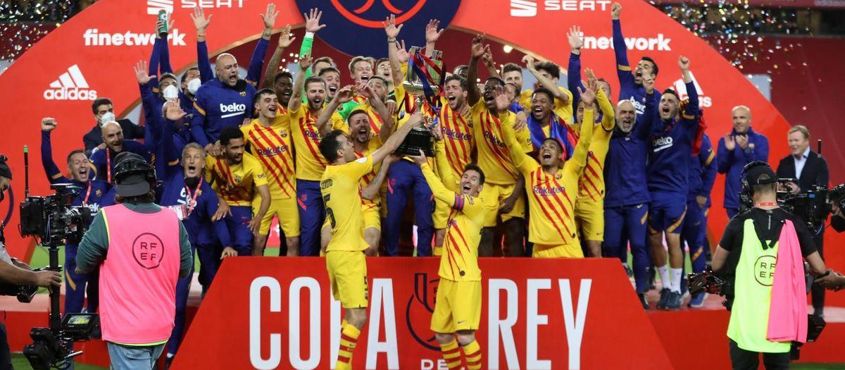 ¡Campeones de Copa!