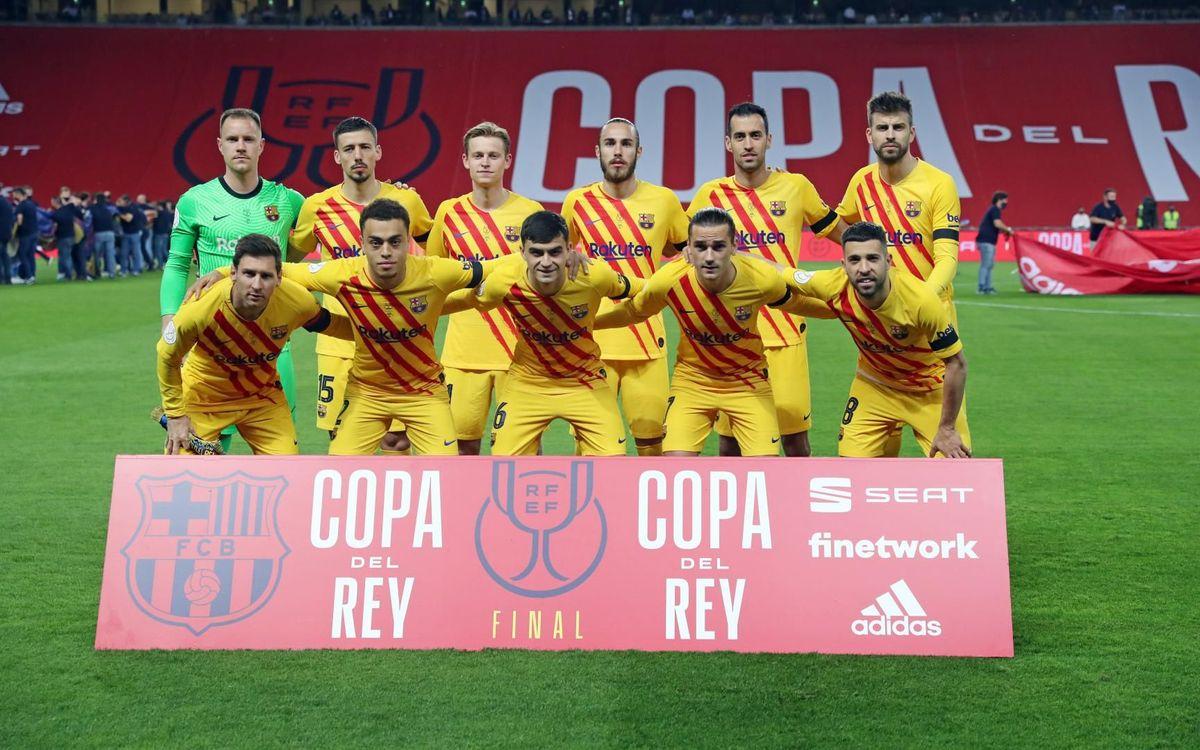 """Atletik"" Bilbao-""Barselona"" 0:4 | FOTOLAVHA"