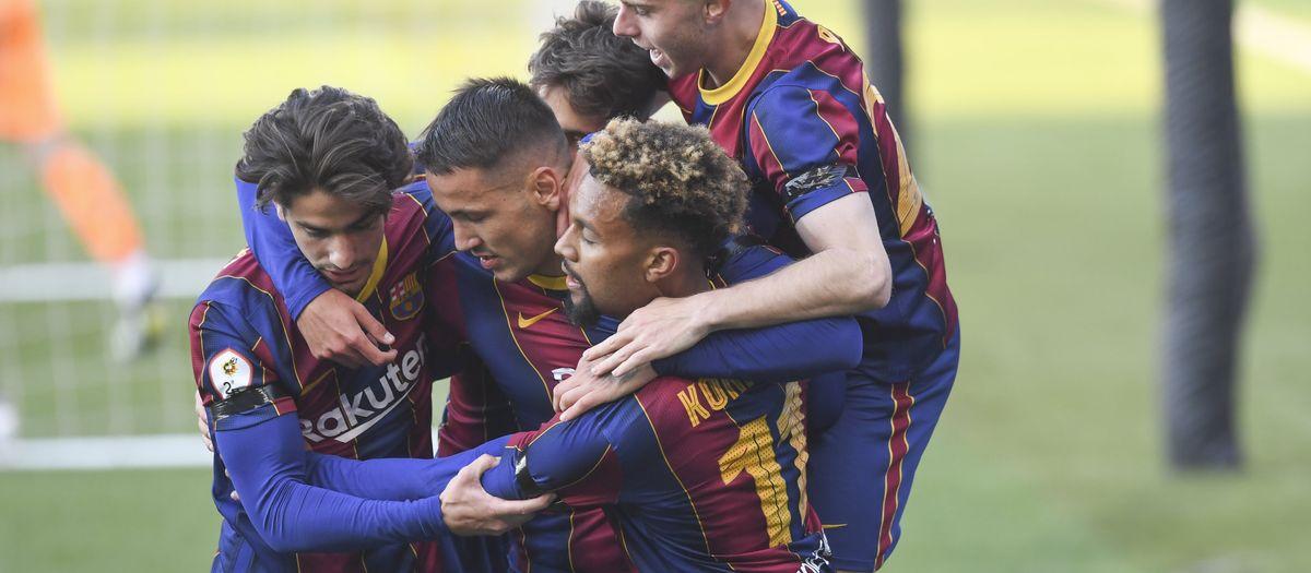 Barça B-Villarreal B: Victoria importante y muy trabajada (3-2)