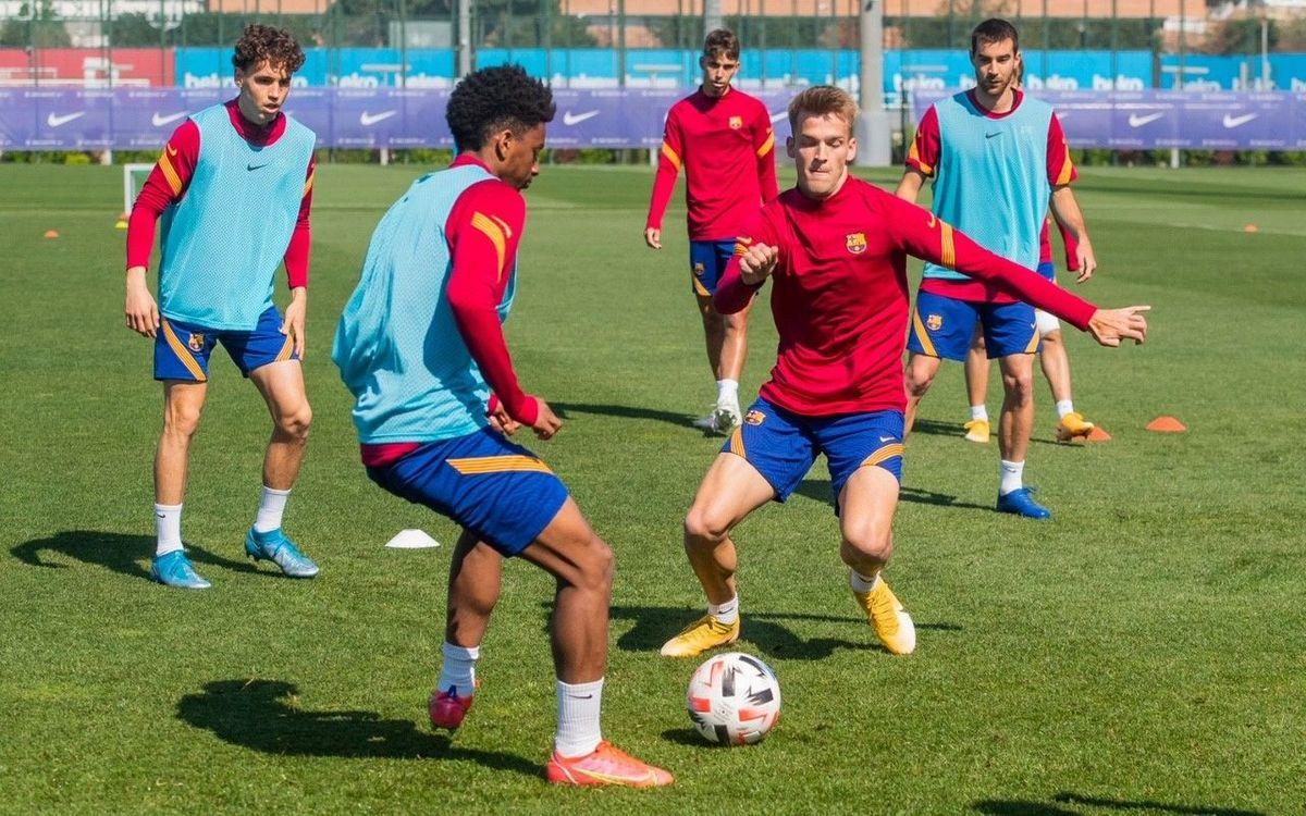 [PREVIA] Barça B - Villarreal B: Prueba de fuego en el Johan Cruyff