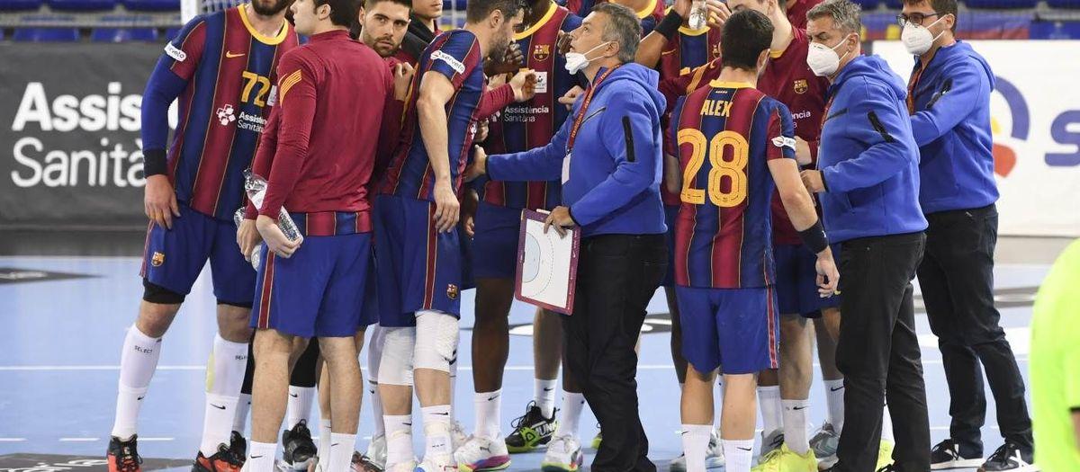 Barça – Angel Ximénez Puente Genil: Oportunitat per lligar el títol de Lliga!