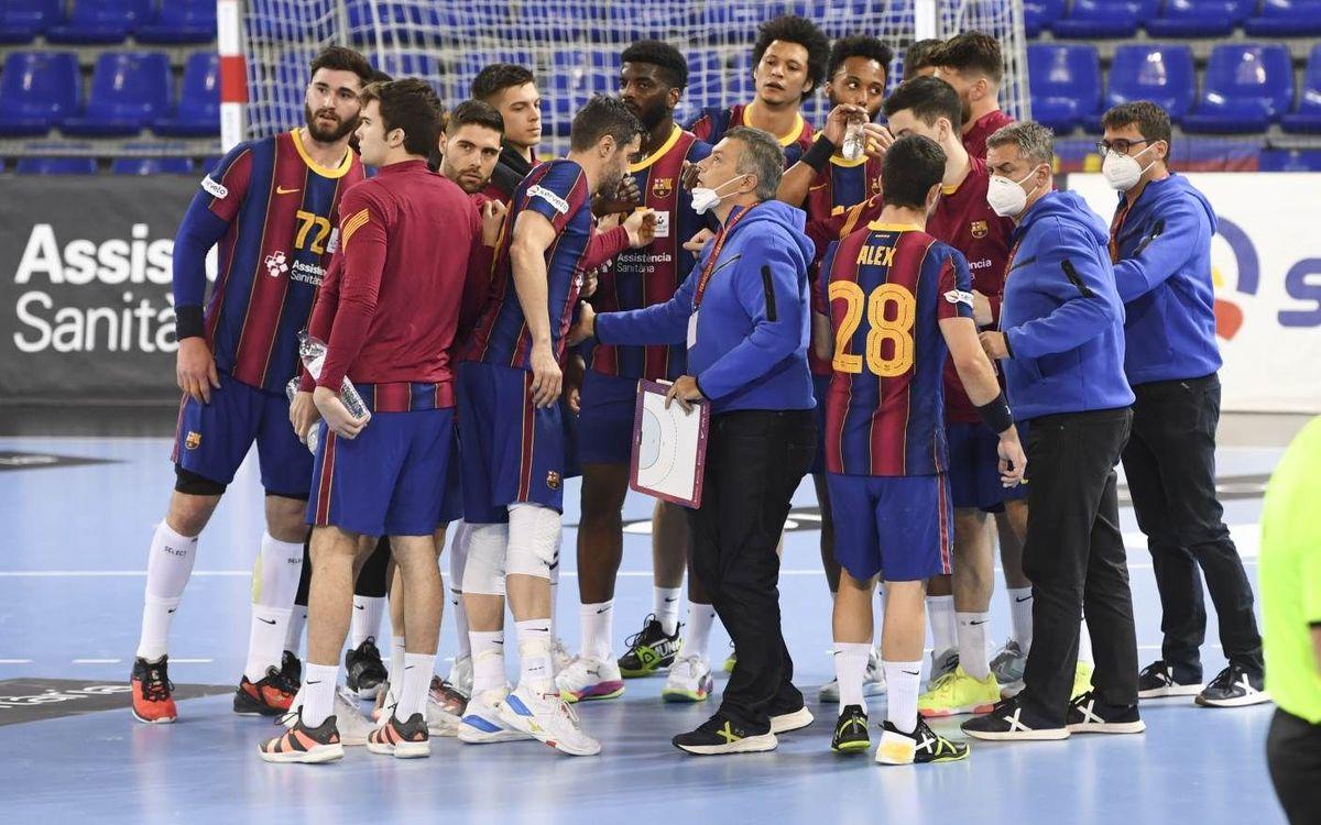 Barça – Angel Ximénez Puente Genil: ¡Oportunidad para atar el título de Liga!